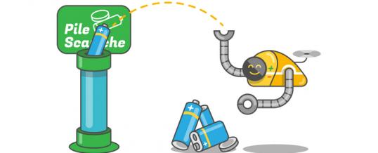 Campioni del riciclo, i ragazzi si sfidano nella raccolta delle pile