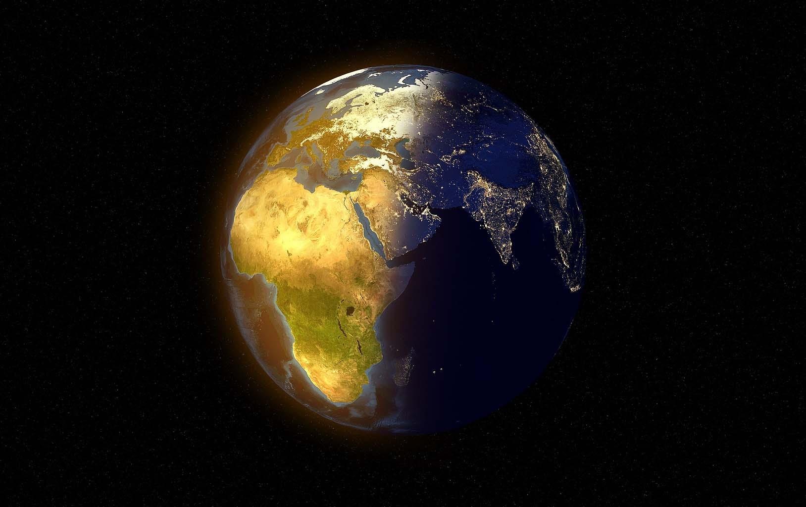 Preserviamo il Pianeta, festeggiamo la Terra. Il 22 aprile è l'Earth Day