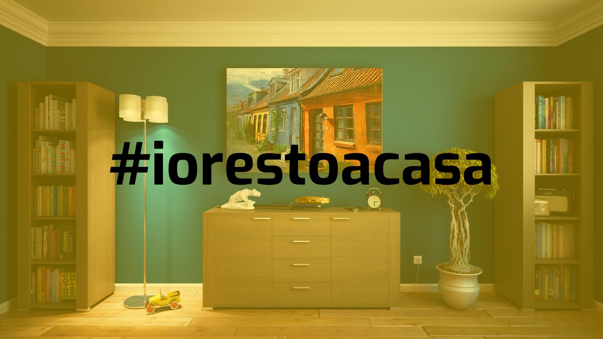 #iorestoacasa, il 25 marzo parte la caccia alle pile esauste
